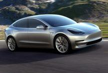 Tesla Model 3 / New Tesla Model 3 photo gallery.