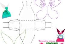 Fairies pattern