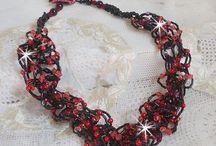 Bijoux Modernes / Toute une colletion de bijoux fins et très tendances ! pour femmes urbaines, branchées, modernes qui aiment souligner une féminité simple et élégante.