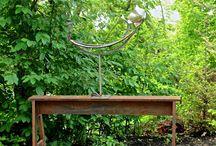 Garden art / Garden art