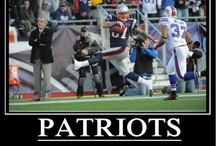 FOOTBALL and FALL / Patriots fan, in case you didn't notice #txgirlluvsherpats / by Vivian McShan