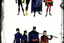 Batman stuff! / by Brooke Morgan