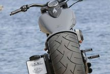 motorcycles / by Philipp Denfeld