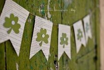 st patty's day / by Crissy's Crafts