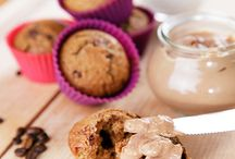 Muffiny, cupcakes