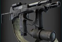 Weapon - Concept