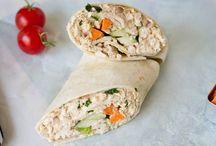 Food: Sandwich/Wrap/Burger