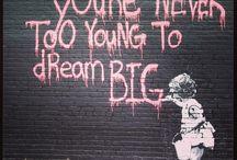 STREET ART / Art, street art, graffiti