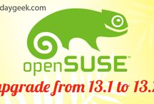 openSUSE / openSUSE Related articles
