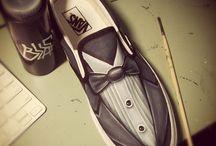 обувь роспись