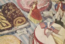 vintage baking
