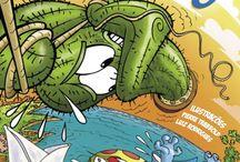 ASAS DE PAPEL - Literatura infantil / Histórias de outro mundo!