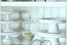 Dining Room Cabinets / by Beth Julian