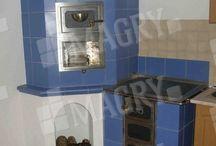 Kuchyňská kamna - Kitchen stove