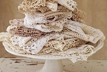 Fabric Rentals / Is that from Grandmas House?  Blankets, Quilts, Doilies, Handkerchiefs, Runners,