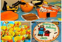 Home Depot Party / Jack's 4th Birthday at The Home Depot / by Simply Storks
