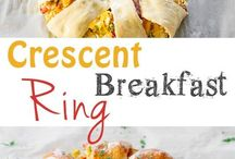 Breakfast Ideas / Since I'm so terrible at eating breakfast - it deserves its own board!