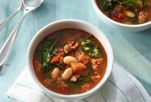 Soup's on! Especially when it's Chili!