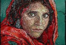 Mosaic portretten