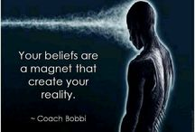 Beliefs create realities - 55