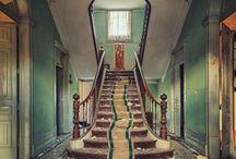 Escalas, escaleras