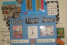 Box Tops / by Kay Rich