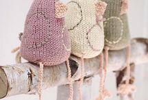 Knitting Patterns / by Jan Telfer