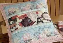 my work - my hobby / Patchwork and quilting