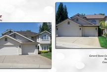 Before & After: Stone Coated Steel / Before & After Gallery of Stone Coated Steel roofs Cal-Vintage Roofing has completed.