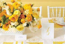 Table making & Flowers