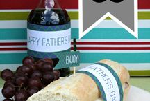 Father's Day Ideas / From DIY gifts to food... ...all things Father's Day.