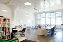 work space / by Meredith Alexander