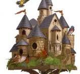 Birdie Homes and treats