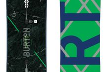 Burton 2017 / New boards from Burton for 2017