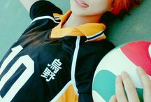 Cosplay Hq! and KnB