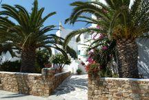 Impressionen Villa Naxia / Photos of our Hotel at Naxos, Greece