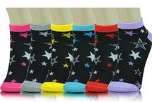 Clothing & Accessories - Casual Socks
