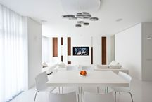 Inspiration Dining  rooms /  architecture inspiration photography art light