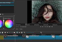 Video Editointi Lightworks / Paras ja helppo videon editointiohjelma - Lightworks. Ilmaisella versiolla tekee kaiken tarpeellisen.