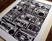 Ghettoblasters / - Anything Ghettoblaster - / by Jimmy Brown