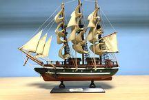 Ship Models / Wooden Ship & Boat Models