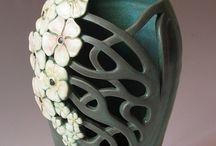 Βάζο με λουλουδια