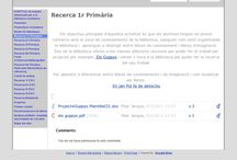 Mediateca/Biblioteca Propostes didàctiques