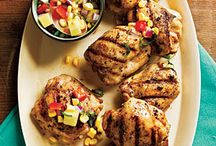 Food - Chicken / by Critty Howard