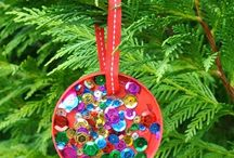 Xmas decorations for kids to make