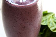 smoothies / by Stacy Pellicotte