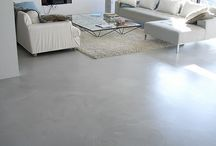 Beton floor