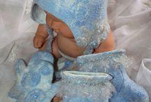 валяние для младенцев