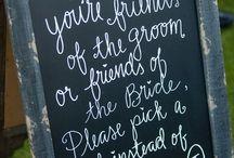 Dream Wedding / Some day