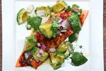 Salmon & Lite Meals